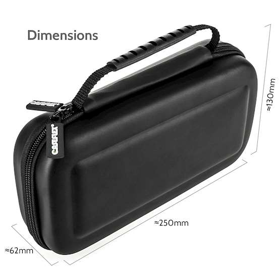 Caseflex Nintendo Switch Hard Case