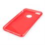 Caseflex iPhone 6 Plus and 6s Plus Silicone Gel S-Line Case - Red