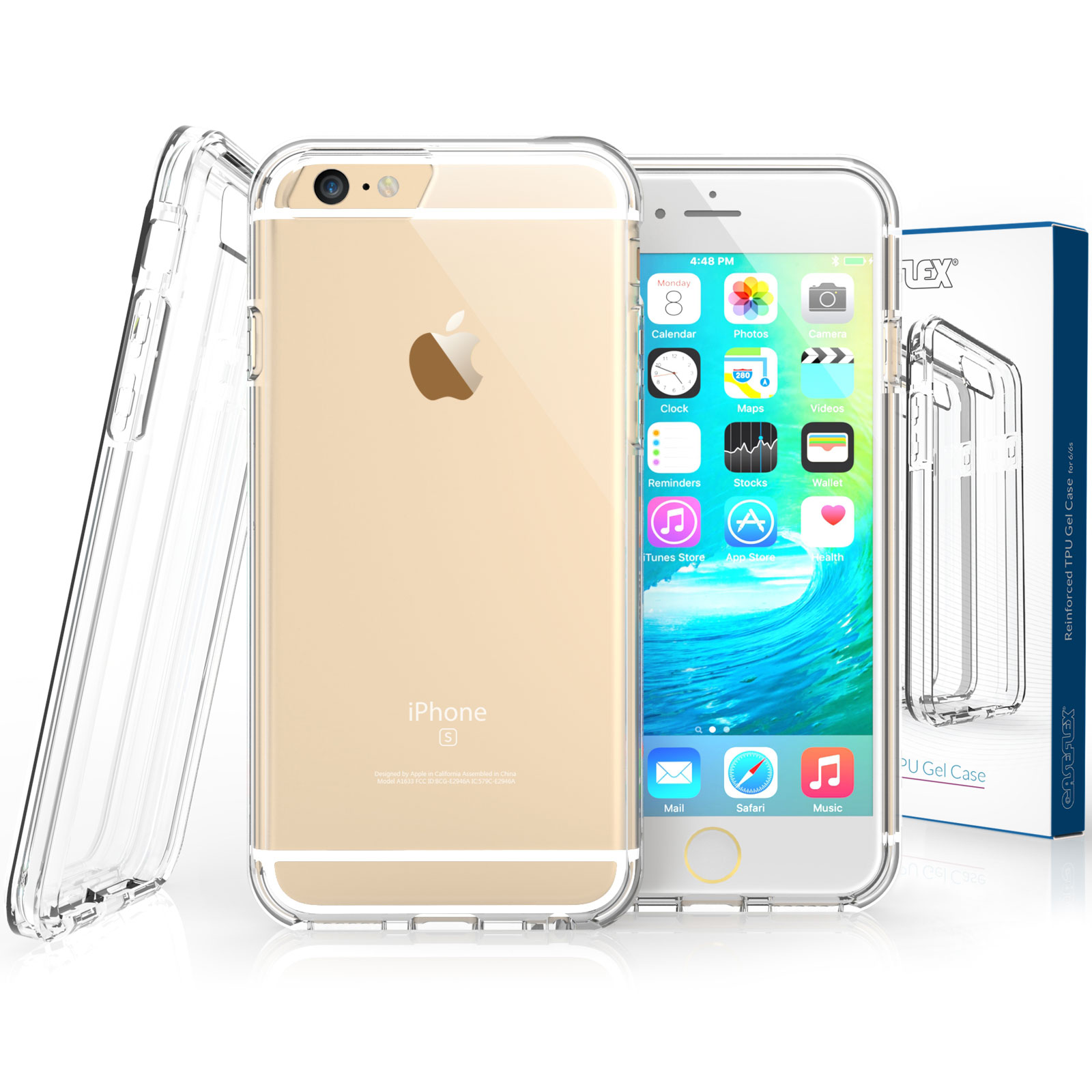 gel clear iphone 6s case