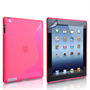 Caseflex Apple iPad Mini 2, 3 S-Line Gel Case - Hot Pink