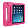 Caseflex Apple iPad 2,3,4 Silicone Handle - Rose Pink