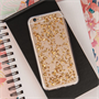 Caseflex iPhone 6 / 6s Tinfoil Soft Case - Gold