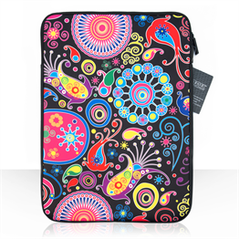 Caseflex 15.6 Inch Neoprene Tablet - Jellyfish
