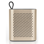 Caseflex Wireless Mini Bluetooth Speaker  - Gold