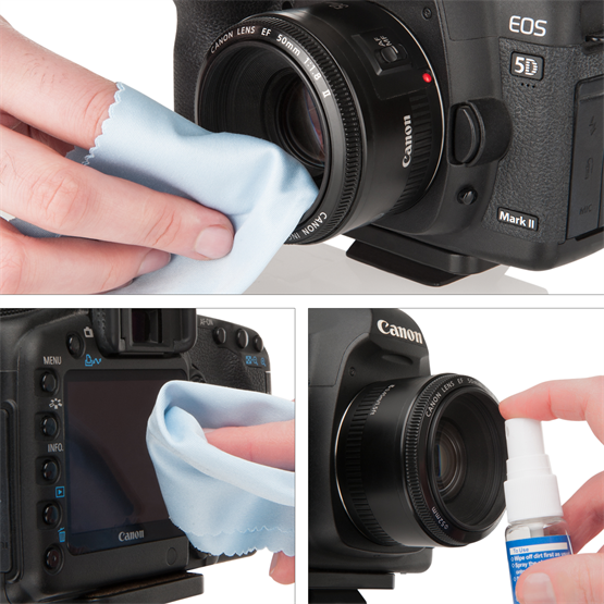 Caseflex Camera Cleaning Kit