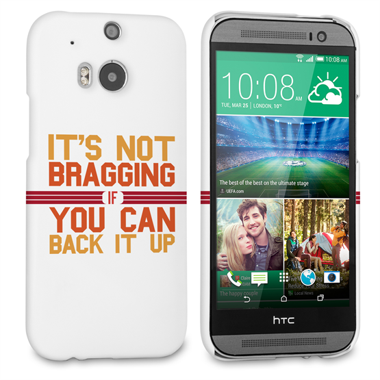 Caseflex HTC One M8 Muhammad Ali Quote Case