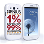 Caseflex Samsung Galaxy S3 Thomas Edison Quote Case
