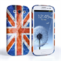 Caseflex Samsung Galaxy S3 Retro Union Jack Flag Case