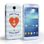 Caseflex Samsung Galaxy S4 Anchor Love Heart Case
