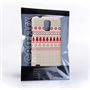 Caseflex Samsung Galaxy S5 Christmas Knitted Snowflake Jumper Hard Case Brown / Red / White