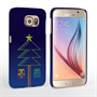 Caseflex Samsung Galaxy S6 Christmas Tree & Presents Hard Case