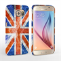 Caseflex Samsung Galaxy S6 Retro Union Jack Flag Case