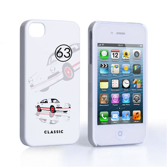 Caseflex Porsche Classic Car iPhone 4 / 4S Case