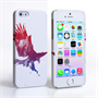Caseflex iPhone 5 / 5S Eagle Splash Hard Case