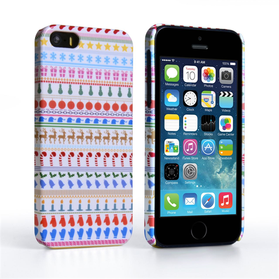 Caseflex iPhone 5 / 5S Christmas Case