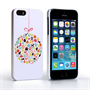 Caseflex iPhone SE Christmas Bauble Decorations Case