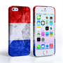 Caseflex iPhone SE Retro Holland Flag Case