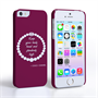Caseflex iPhone 5/5s Chanel Diamond And Pearls Quote Case