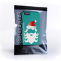 Caseflex iPhone 6 and 6s Christmas Santa Claus Hard Case