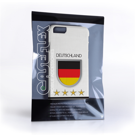 Caseflex iPhone 6 and 6s Deutschland World Cup Case