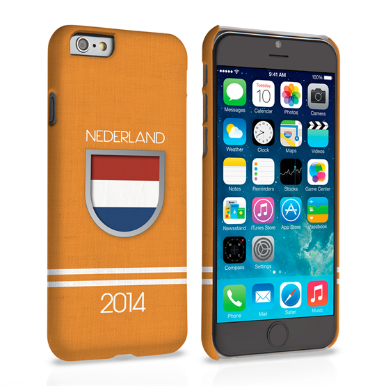 Caseflex iPhone 6 and 6s Nederland World Cup Case