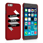 Caseflex Daddy Custom Year iPhone 6 and 6s Case - Red