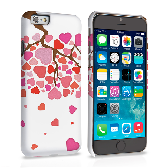 Caseflex iPhone 6 and 6S Love Blossoms Case