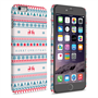 Caseflex iPhone 6 Plus and 6s Plus Merry Christmas Reindeer Snowflake Pattern Hard Case