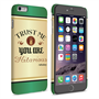 Caseflex iPhone 6 Plus and 6s Plus Irish Whiskey Quote Hard Case – Green
