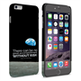 Caseflex iPhone 6 Plus and 6s Plus Neil Armstrong Quote Case