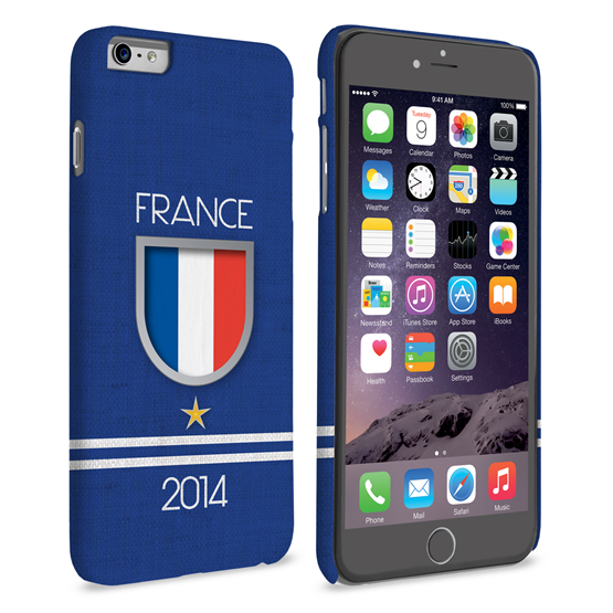 Caseflex iPhone 6 Plus and 6s Plus France World Cup Case
