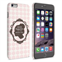 Caseflex iPhone 6 Plus and 6s Plus Audrey Hepburn 'Happy Girls' Quote Case
