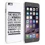 Caseflex Father Family Quote iPhone 6 and 6s Plus Case