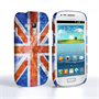 Caseflex Samsung Galaxy S3 Mini Retro Union Jack Flag Case