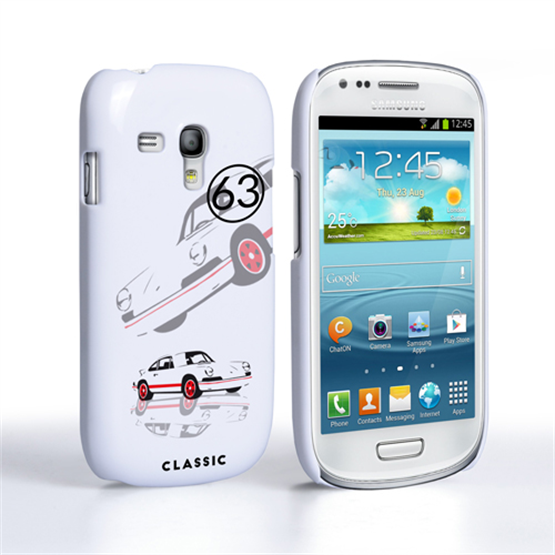 Caseflex Porsche Classic Car Samsung Galaxy S3 Mini Case
