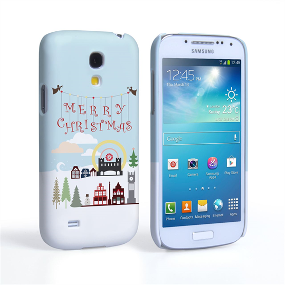Samsung Galaxy S4 Mini Caseflex Merry Christmas Case