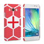 Caseflex Samsung Galaxy A3 England Football Pattern World Cup Case