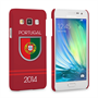 Caseflex Samsung Galaxy A3 Portugal World Cup Case