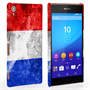 Caseflex Sony Xperia Z3+ Retro Holland Flag Case