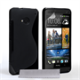 Caseflex HTC Explorer S-Line Gel Case - Black